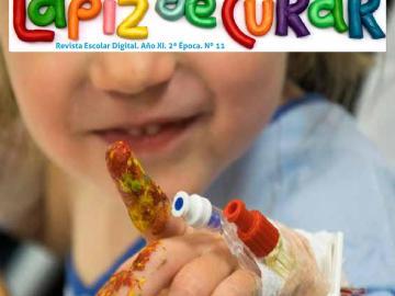Revista lápiz de curar