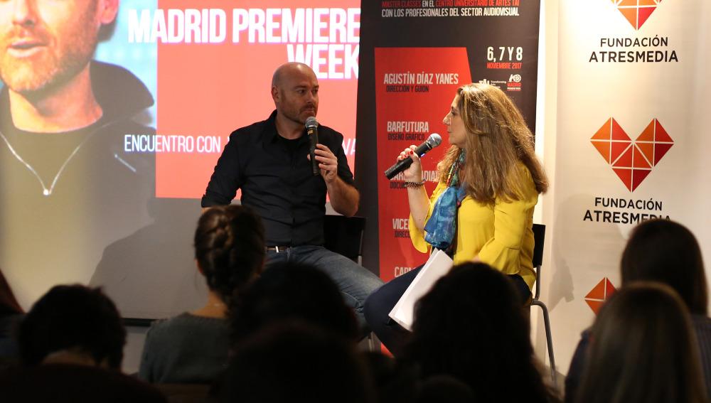 Jornada de sensibilización con el director de 'Toc Toc' en la Madrid Premiere Week