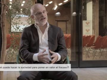 """Ignacio Martín: """"Las empresas cada vez están pidiendo más a la gente que sea capaz de arriesgarse"""""""