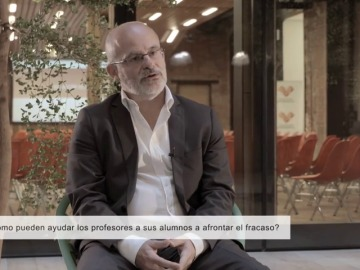 """Ignacio Martín: """"Es en el fracaso donde uno puede encontrar un espacio de aprendizaje"""""""