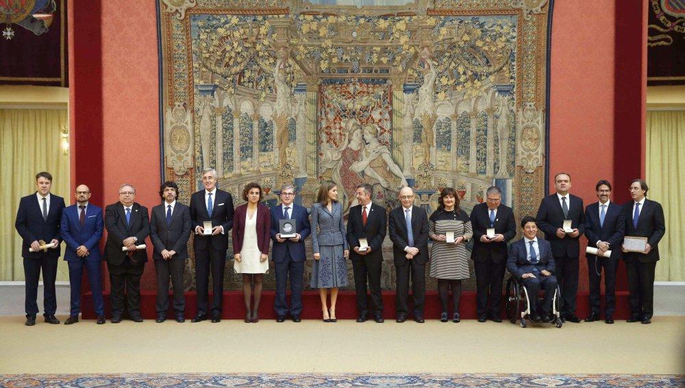 La Fundación Atresmedia asiste a los Premios Reina Letizia