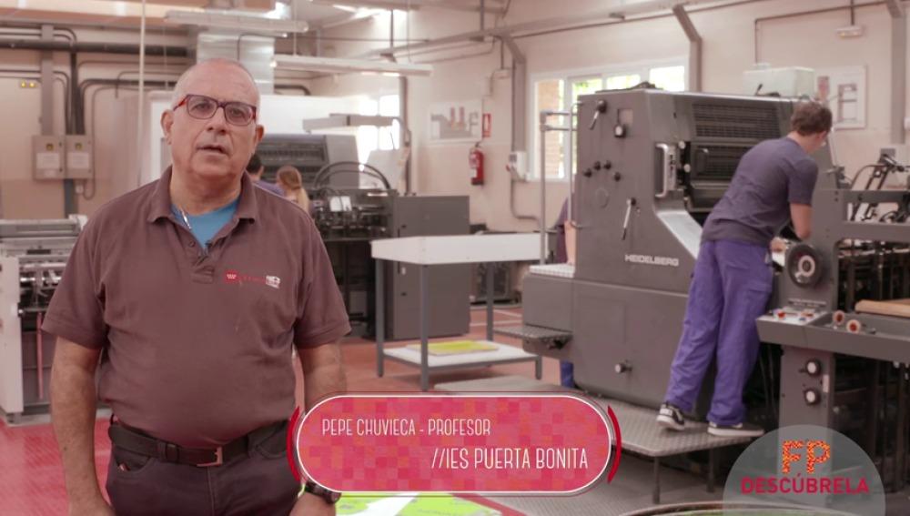 Técnico en Impresión Gráfica