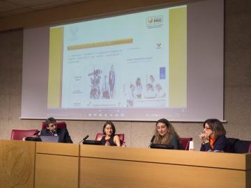 La Fundación Atresmedia asiste a una jornada sobre medios de comunicación y discapacidad