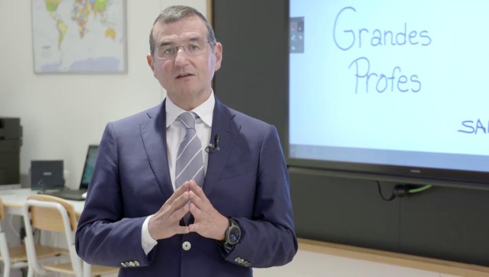 ¿Por qué Samsung forma parte de '¡Grandes Profes!'?