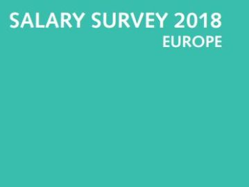 European Salary Survey 2018