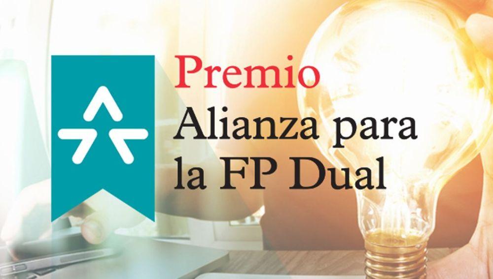 Se abre el plazo de inscripción al Premio Alianza para la FP Dual