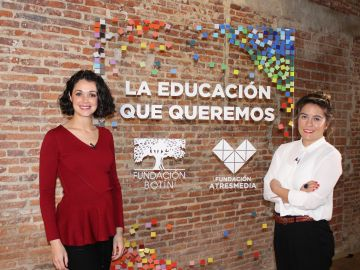 Entrevista a María Guerrero y Nathaly Ossa