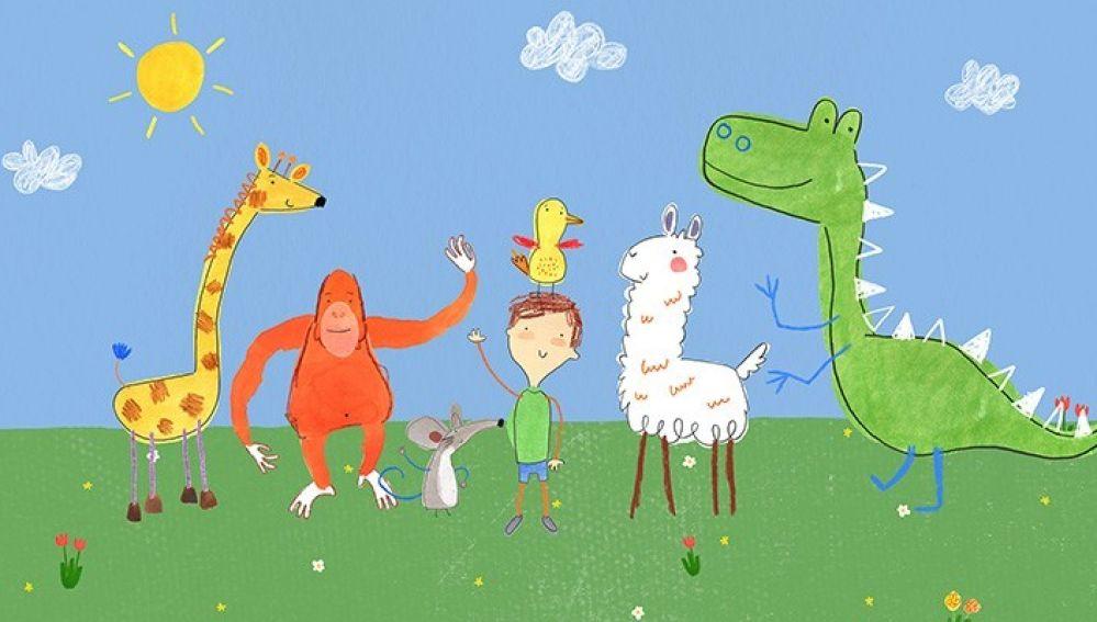 'Pablo', primera serie infantil sobre autismo