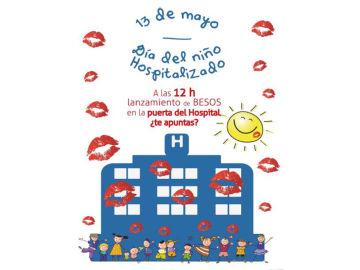 'Un beso redondo' ayuda a humanizar los hospitales infantiles