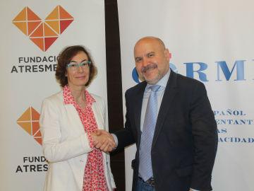 La Fundación Atresmedia y el CERMI suman fuerzas para poner en marcha acciones dirigidas a sensibilizar en la discapacidad