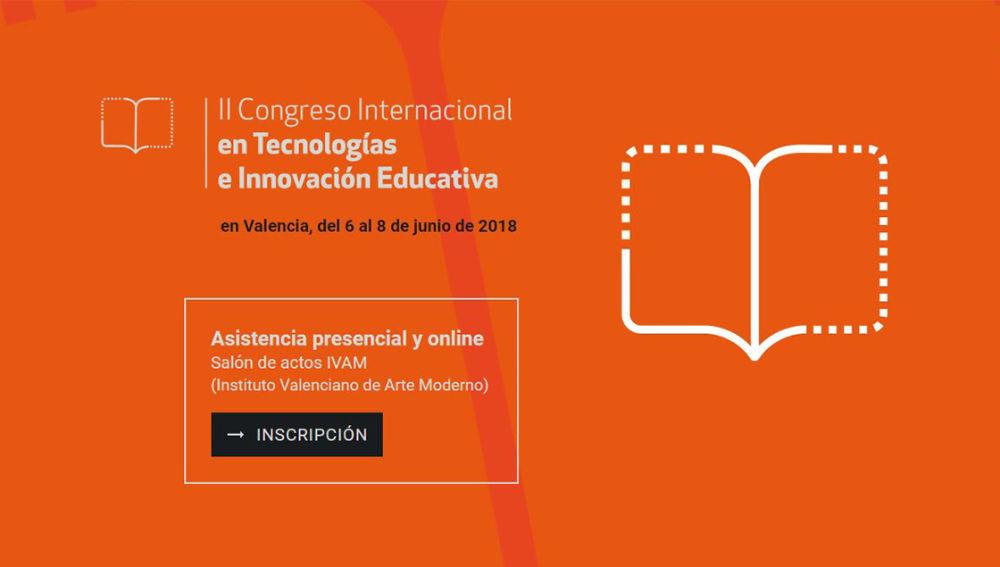La Universidad Internacional de Valencia celebra un congreso sobre tecnología e innovación educativa