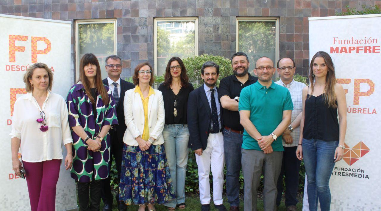 'Descubre la FP' reúne a su grupo de expertos para diseñar nuevas acciones