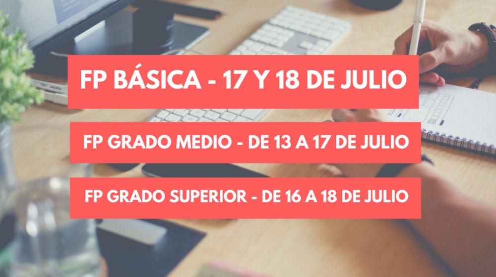 Últimos días para matricularse en Ciclos de FP de la Comunidad de Madrid