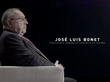 José Luis Bonet, presidente Cámara de Comercio de España