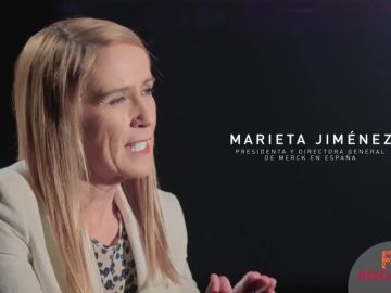 Marieta Jiménez, presidenta y directora general de Merck en España