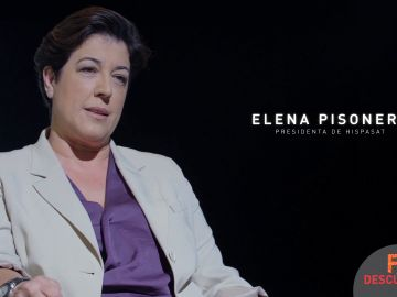 Elena Pisonero, presidenta de Hispasat