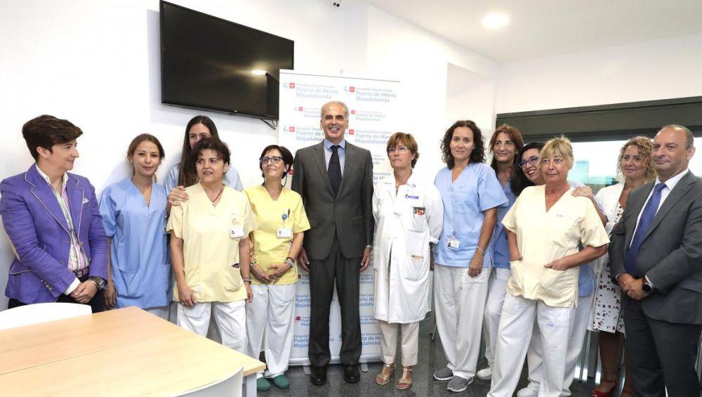 El Hospital Puerta de Hierro pone en marcha una unidad de psiquiatría para adolescentes