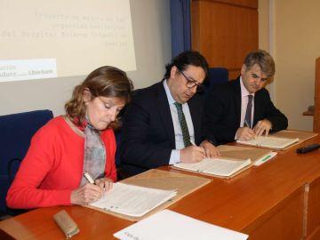 El Hospital Materno Infantil de Badajoz hará más amables las urgencias y consultas
