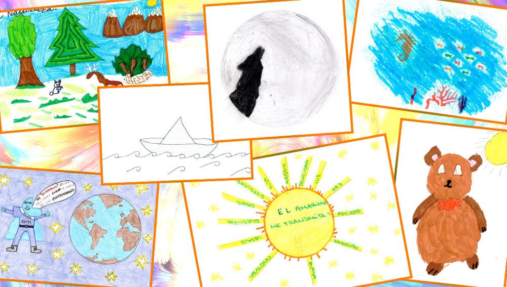El concurso de dibujo de la Fundación Atresmedia ya tiene ganadores
