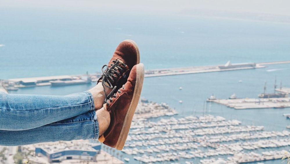 Timpers, la primera marca de zapatillas diseñadas por personas invidentes