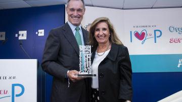 La Fundación Atresmedia recibe el Premio 'Salud y Calidad' por crear el Índice de Humanización de Hospitales Infantiles