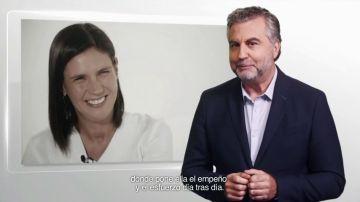 Carlos Alsina habla de Clara Garrido