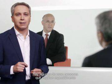 Vicente Vallés habla de Javier Quintanilla