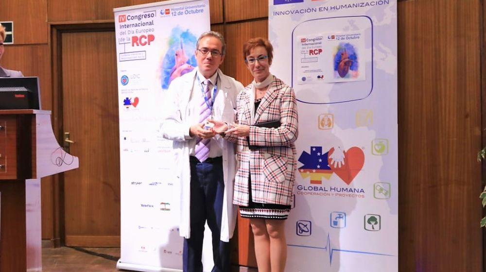 La Fundación ATRESMEDIA, premiada por su labor en hospitales infantiles