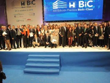 Los premios 'Best in Class' reconocen la excelencia sanitaria