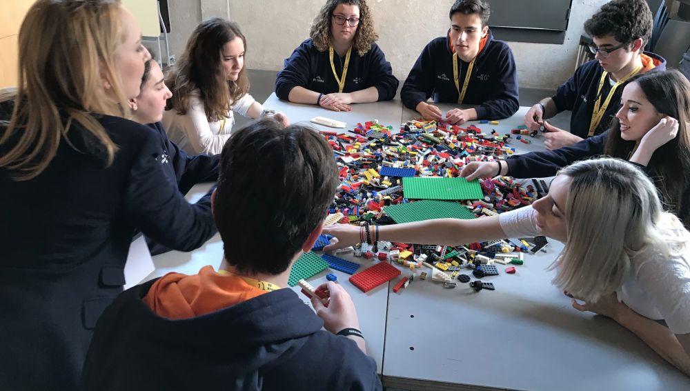 Los alumnos, protagonistas del Congreso Educativo 'En clave de Ti'