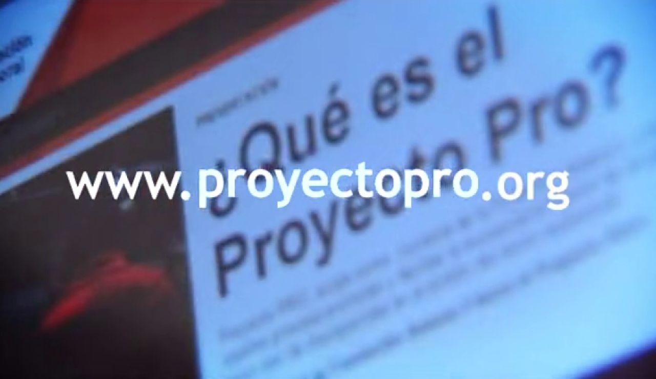 ¿Qué es Proyecto PRO?