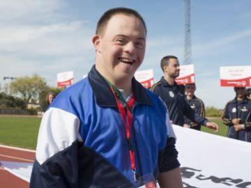 Cerca de 200 deportistas con discapacidad intelectual participan en el Campeonato Nacional de Atletismo Indoor