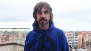 Santi Millán participa en la campaña 'Borremos el dolor infantil'