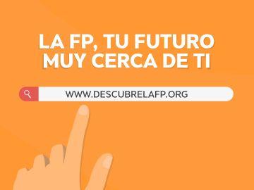 'Descubre la FP' estrena nueva web: más interactiva y visual