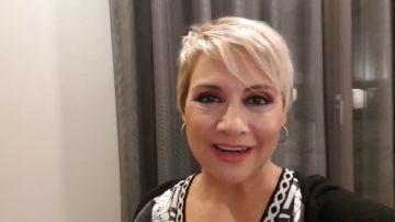 Gloria Serra también quiere borrar el dolor infantil