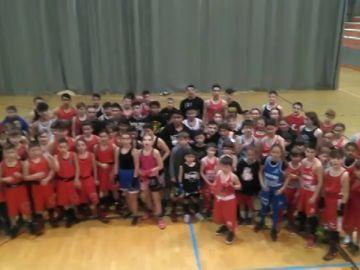 Arbucies Gym Coliseo participa en la campaña 'Borremos el dolor infantil'