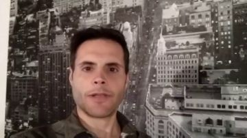 Manel Piñero se une a la campaña 'Borremos el dolor infantil'