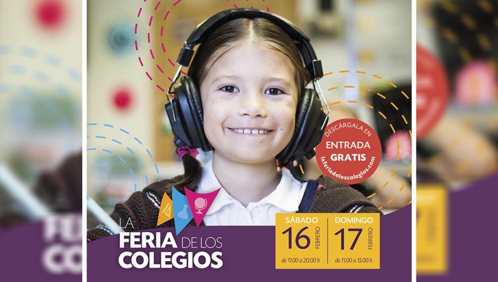 La Feria de los Colegios abre un espacio dedicado a la FP