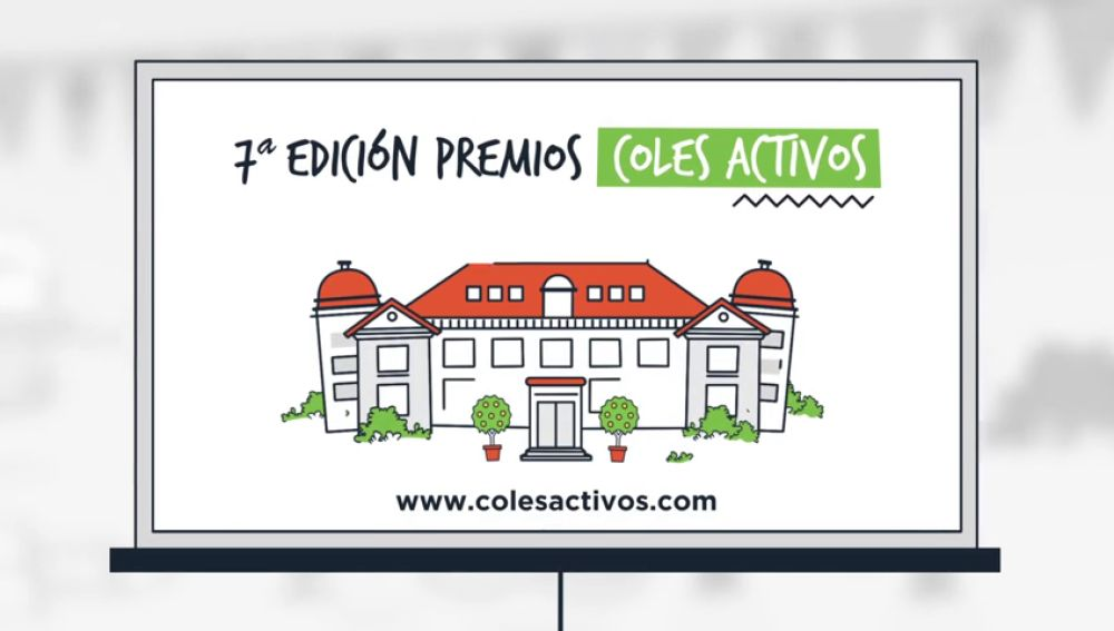 Llega la 7º edición de los Premios Coles Activos