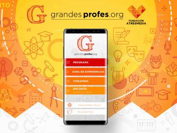 Participa en la encuesta de valoración de '¡Grandes Profes!' 2019