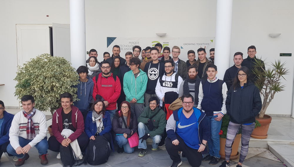 El IES Campanillas celebra un encuentro entre empresas y alumnos de FP Dual