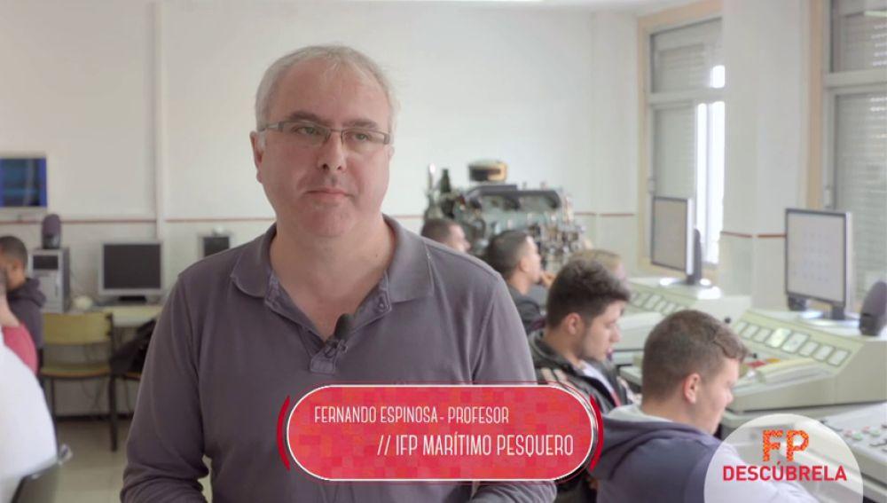 T. Superior en Organización del Mantenimiento de Maquinaria de Buques y Embarcaciones