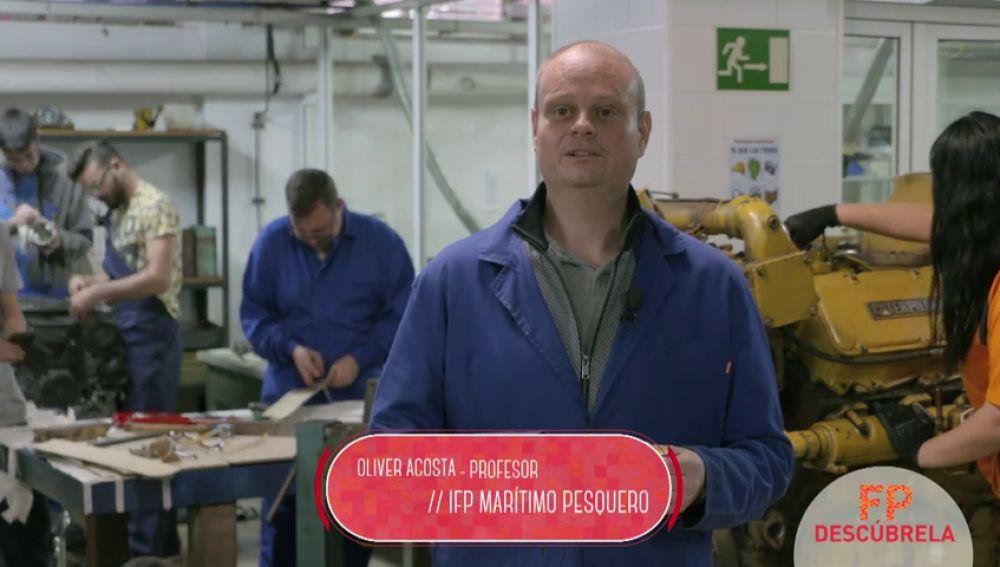 Técnico en Mantenimiento y Control de la Maquinaria de Buques y Embarcaciones