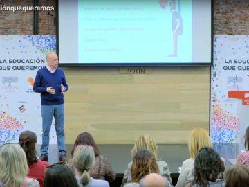 Conferencia 'Educar la paciencia: saber esperar y saber perseverar'