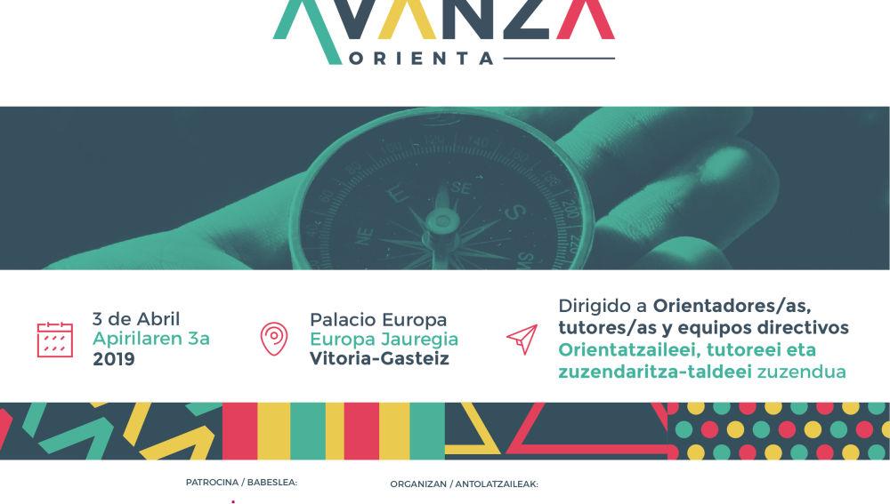 Segunda edición de AVANZA, la Feria de Formación Profesional de Álava
