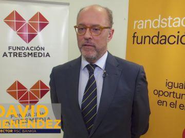 Entrevista a David Menéndez, Director de RSC Bankia