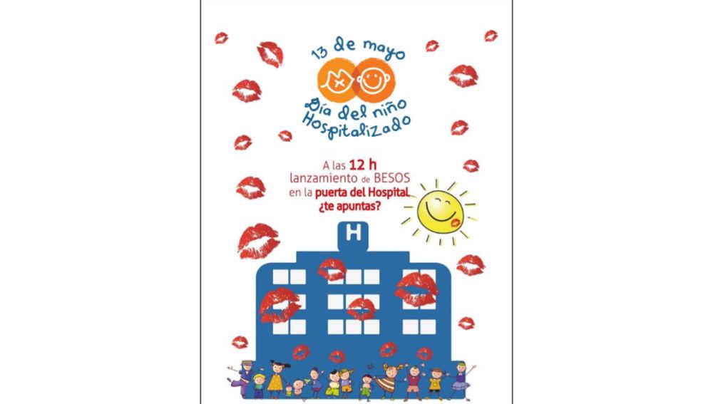 El Día del Niño Hospitalizado llena de besos y sonrisas 200 hospitales