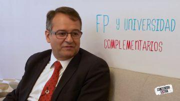 El Secretario General de la Confederación española de centros de enseñanza orienta sobre la FP