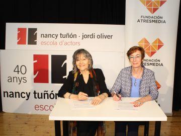 Acuerdo con la escuela Nancy Tuñón