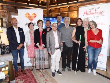 Jornada 'Empleo para profesionales con discapacidad en el sector audiovisual'